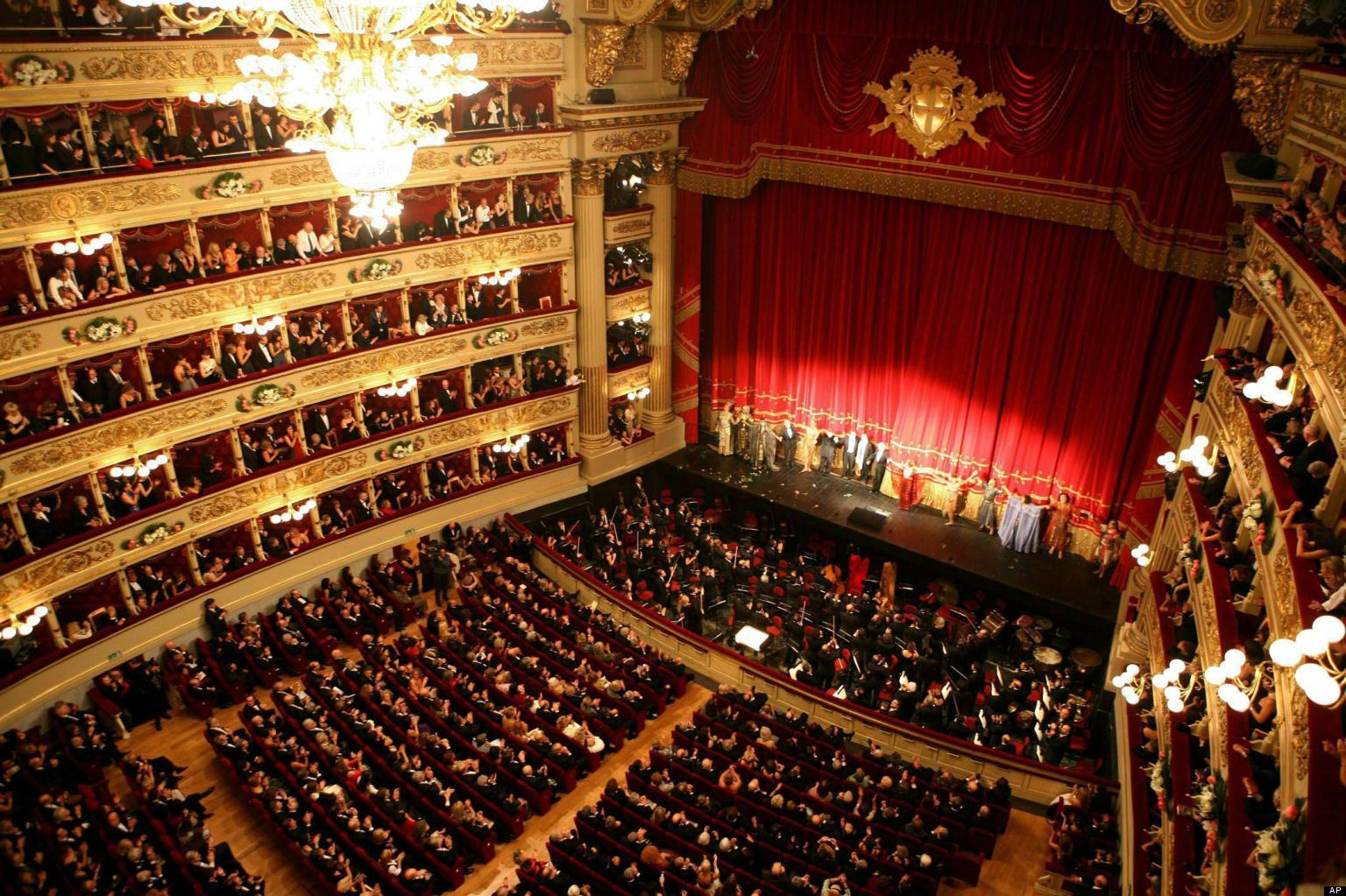 MUSIC AND THEATRE